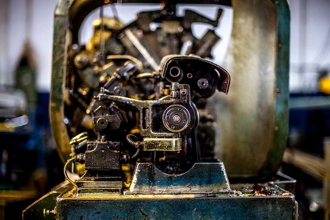 Mecanizado y decoletaje de piezas de aluminio