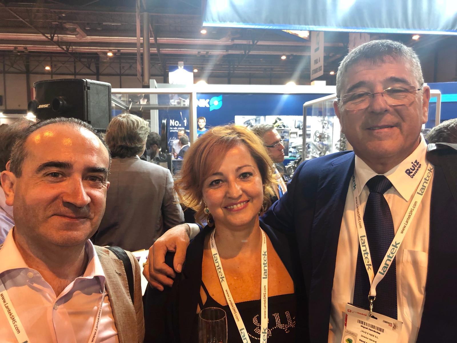 Stand Ruiz Decoletaje MetalMadrid 2018_1